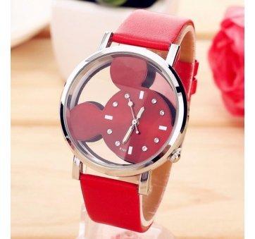Женские Часы наручные Sanwony Disney. Микки Маус 6919