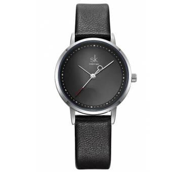 Женские Часы наручные SK, черные 6967