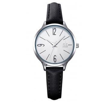 Женские Часы наручные SK, черные 6978