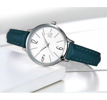 Женские Часы наручные SK, синие 6979