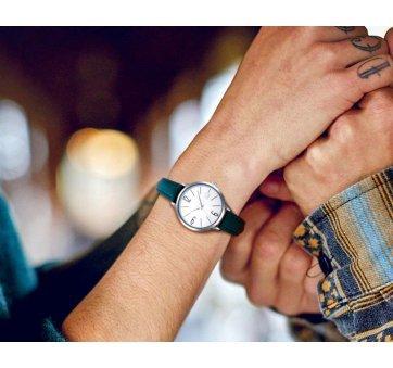 Женские Часы наручные SK, белые 6980