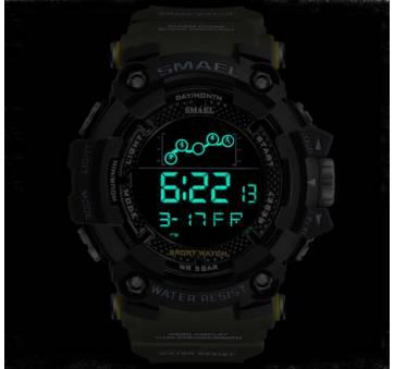 Мужские Часы наручные SMAEL Militray 7008