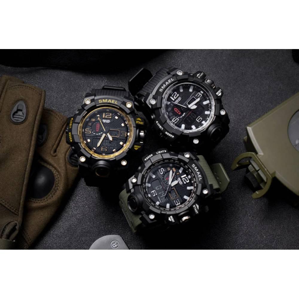 Мужские Часы наручные SMAEL Militray 7010