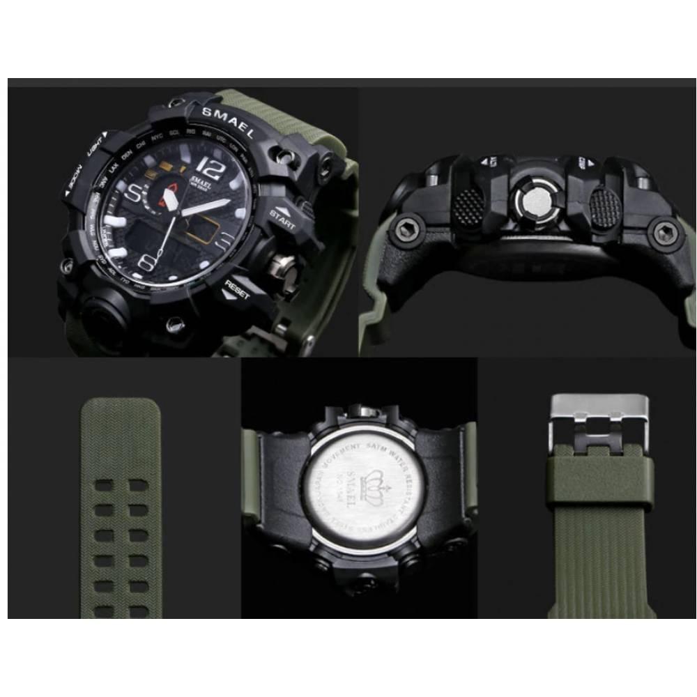 Мужские Часы наручные SMAEL Militray 7011