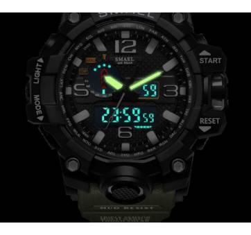 Мужские Часы наручные SMAEL Militray 7012