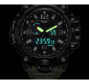 Мужские Часы наручные SMAEL Militray 7013