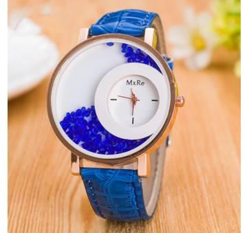 Женские Часы наручные Hesiod синие 7042