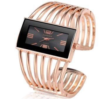 Женские Часы наручные CANSNOW, золотистые  7201