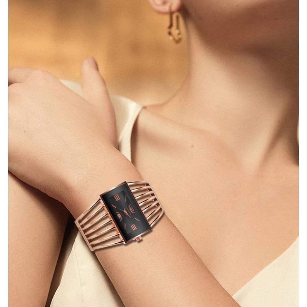 Женские Часы наручные CANSNOW, серебристые  7202