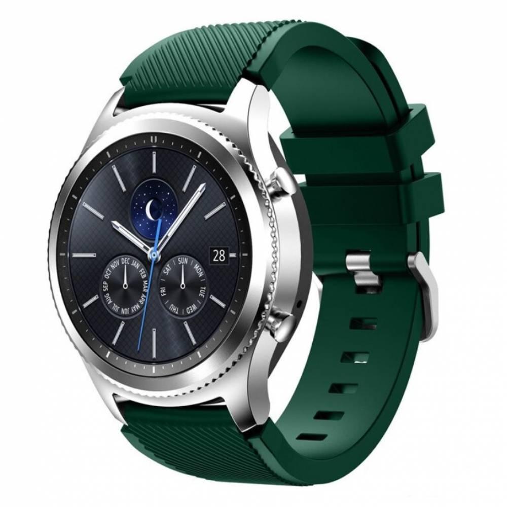 Ремешок для Gear S3, Samsung galaxy watch, зеленый 7233