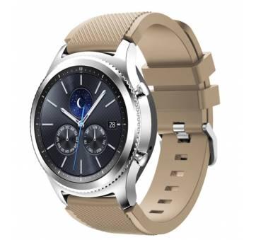 Ремешок для Gear S3, Samsung galaxy watch, коричневый 7236