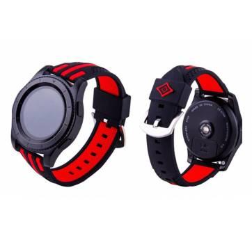 Ремешок для Gear S3, Samsung galaxy watch, красный 7239