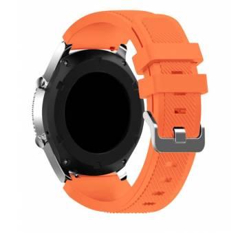 Ремешок для Gear S3, Samsung galaxy watch, оранжевый 7241