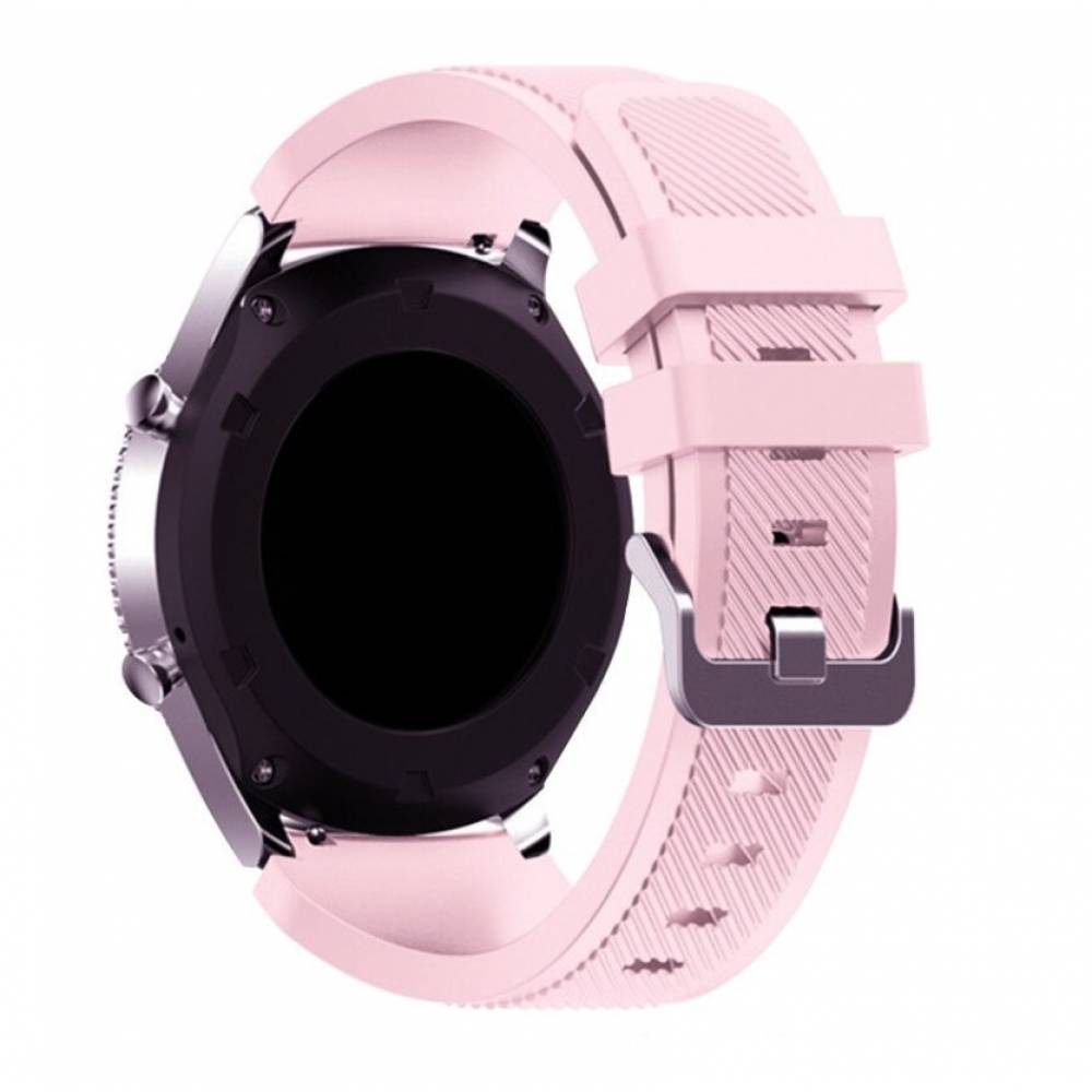 Ремешок для Gear S3, Samsung galaxy watch, розовый 7243