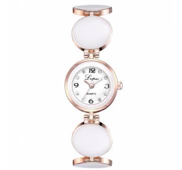 """Женские Часы наручные """"LVPAI"""", белые 7264"""
