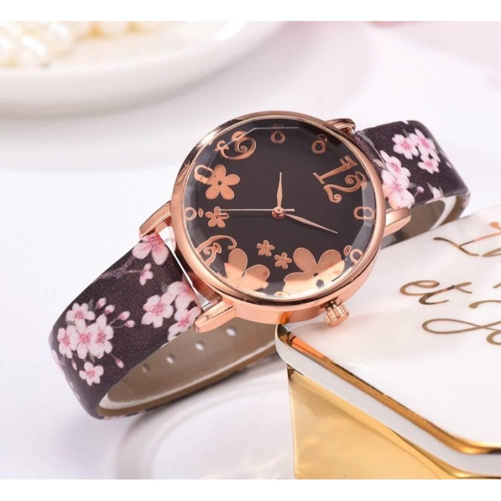 """Женские Часы наручные """"LVPAI"""", коричневые 7270"""