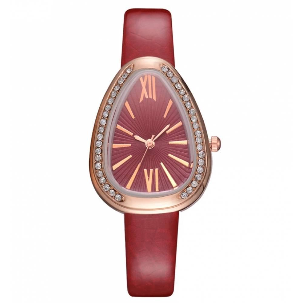 """Женские Часы наручные """"LVPAI"""", красные 7288"""