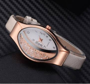 Женские Часы наручные JEANE CARTER, белые 7291