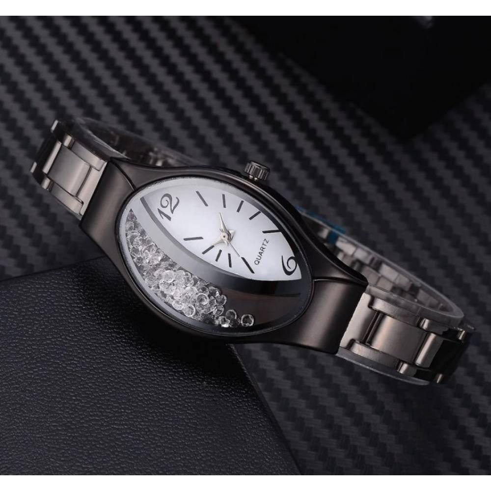 Женские Часы наручные JEANE CARTER, черные 7293