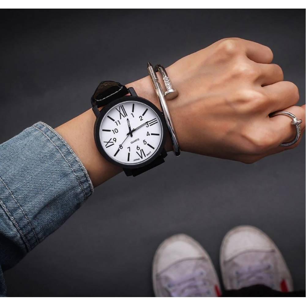 Женские Часы наручные JBRL, белые 7574