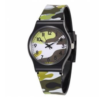 Детские Часы наручные Susenstone, камуфляж 7588
