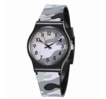 Детские Часы наручные Susenstone, камуфляж 7589