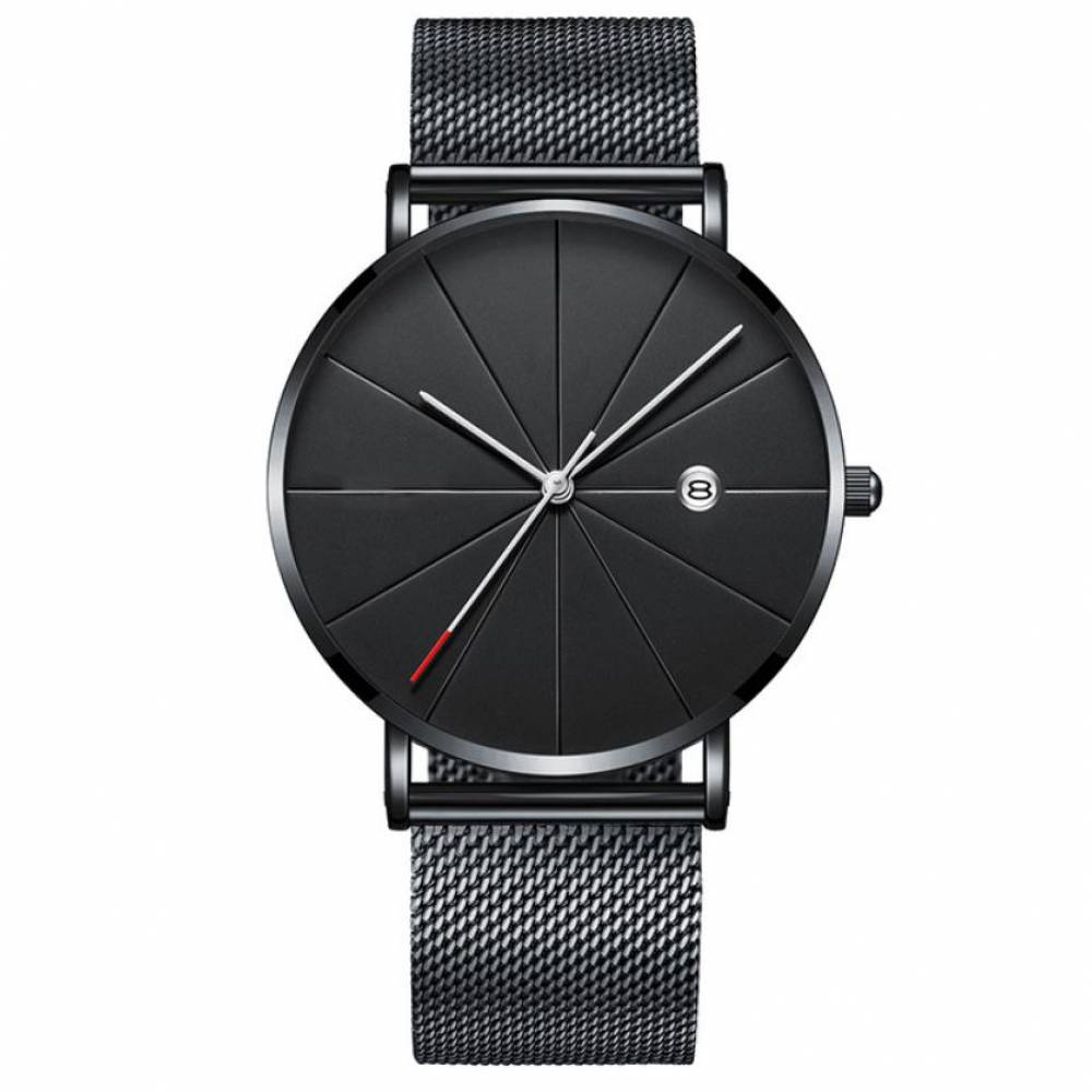 Часы наручные мужские GADYSON, черные 7592