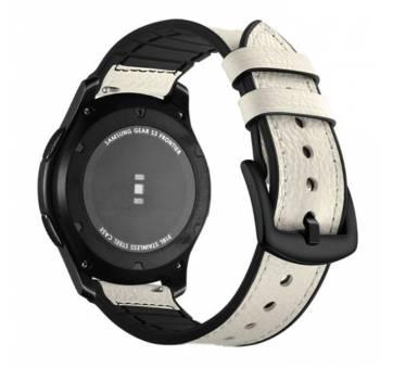 Кожаный ремешок для Gear S3, Samsung galaxy watch 7622