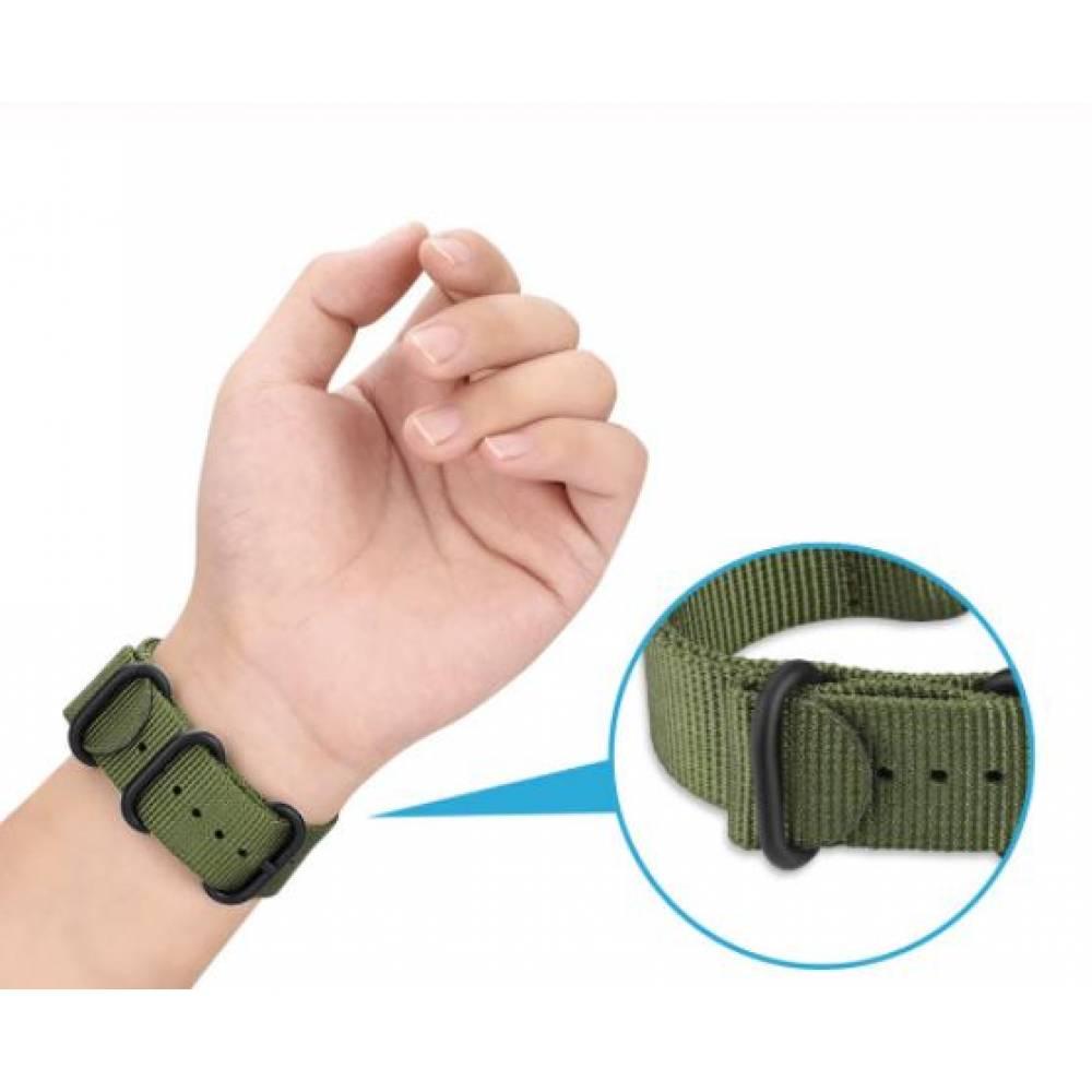Нейлоновый ремешок для Gear S3, Samsung galaxy watch 7626