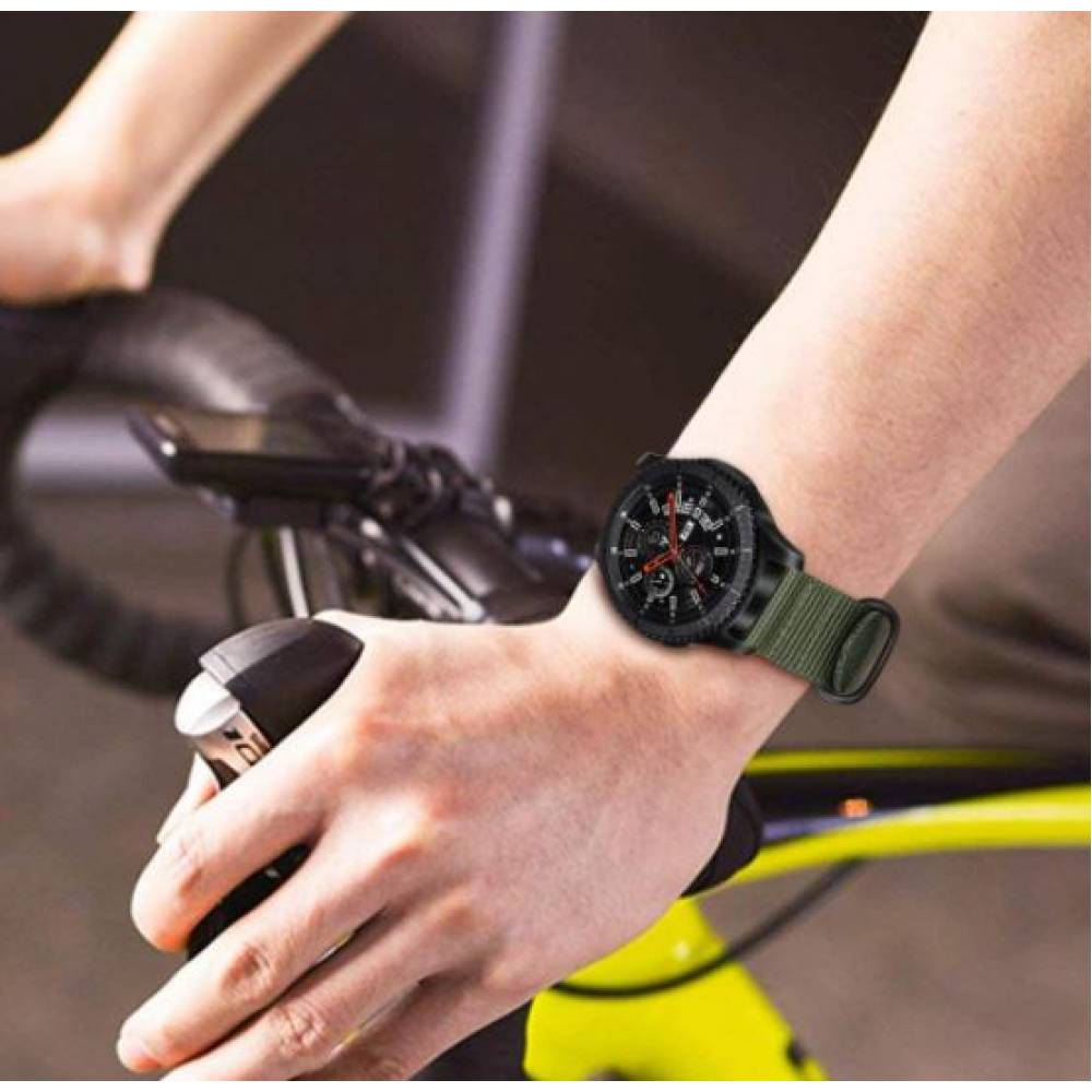 Нейлоновый ремешок для Gear S3, Samsung galaxy watch 7632