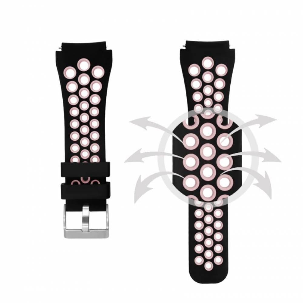 Ремешок для Gear S3, Samsung galaxy watch, розовый 7642