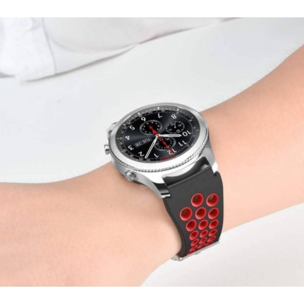 Ремешок для Gear S3, Samsung galaxy watch, синий 7644