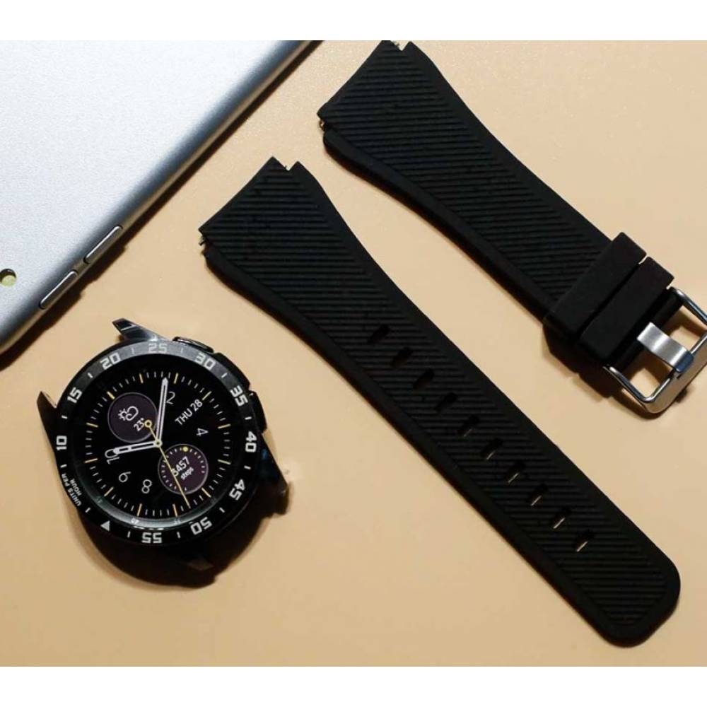 Ремешок для Gear S3, Samsung galaxy watch, синий 7656