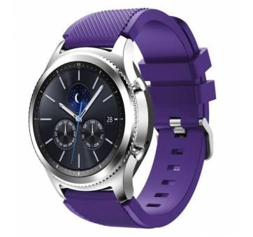 Ремешок для Gear S3, Samsung galaxy watch, фиолетовый 7662