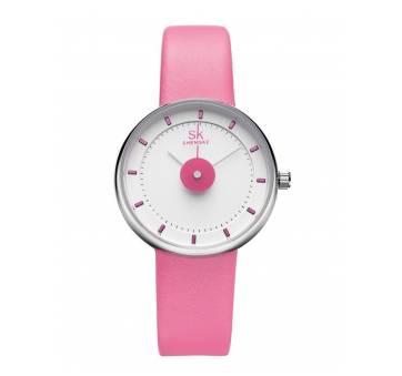 Женские Часы наручные SK, розовые 7666