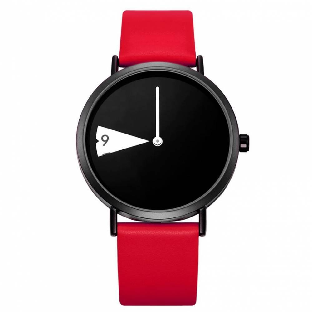 Женские Часы наручные SK, красные 8121
