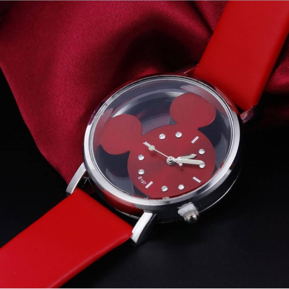 Женские Часы наручные Disney. Микки Маус 8233