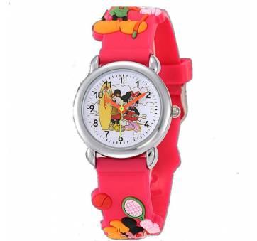 Детские Часы наручные Disney. Микки и Минни 8238