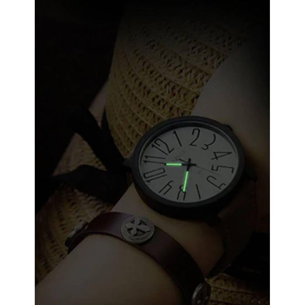 """Женские Часы наручные """"YAZOLE"""", черные 8337"""