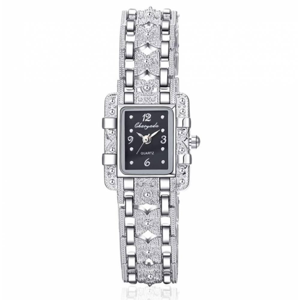 Женские Часы наручные CYD, черные 8343