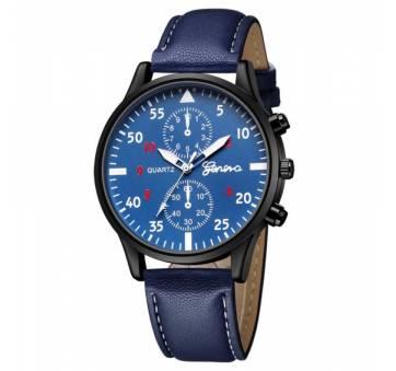 Мужские Часы наручные Duobla, синие 8397