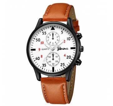 Мужские Часы наручные Duobla, коричневые 8398