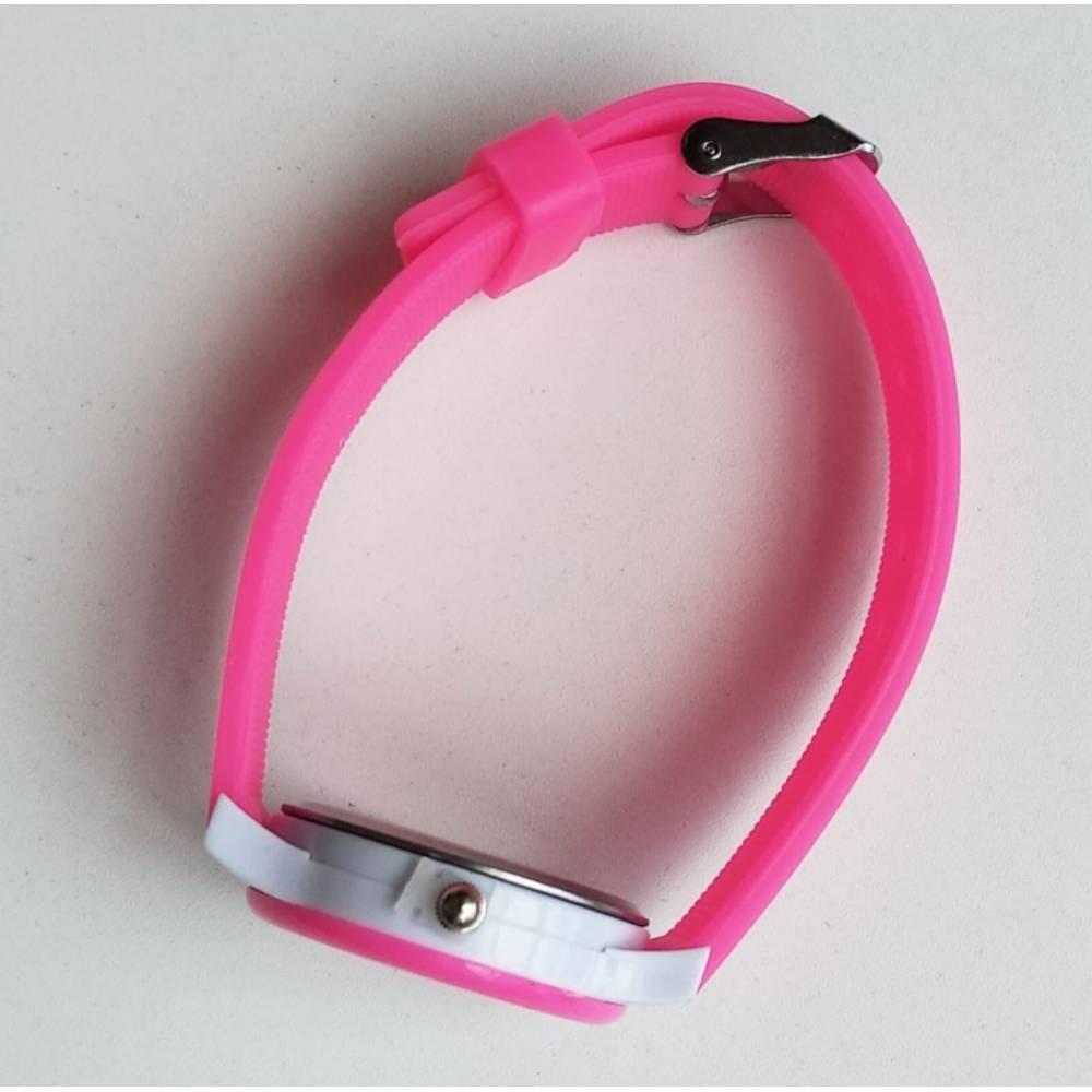 Детские Часы наручные, фиолетовые 8544