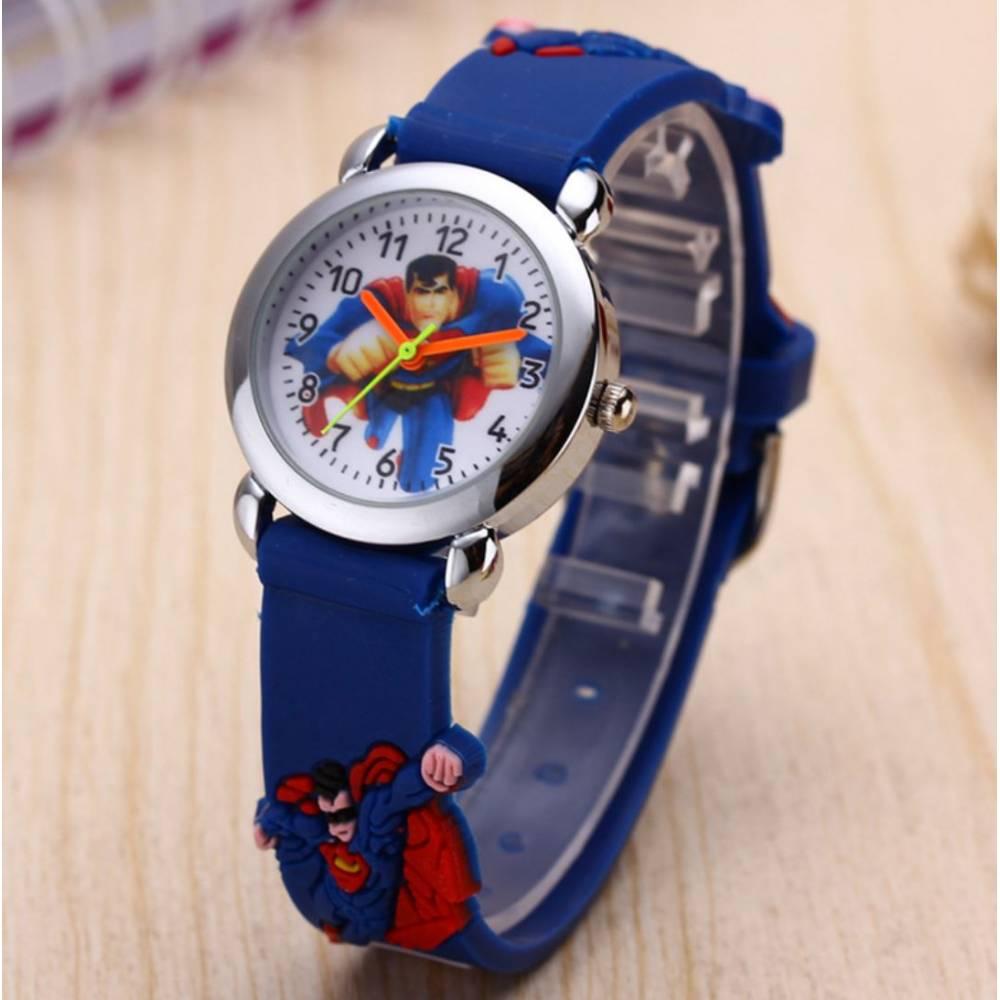 """Детские Часы наручные """"Супермен"""" 8555"""