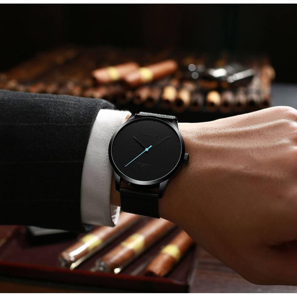 "Мужские Часы наручные ""CRRJU"" 8569"