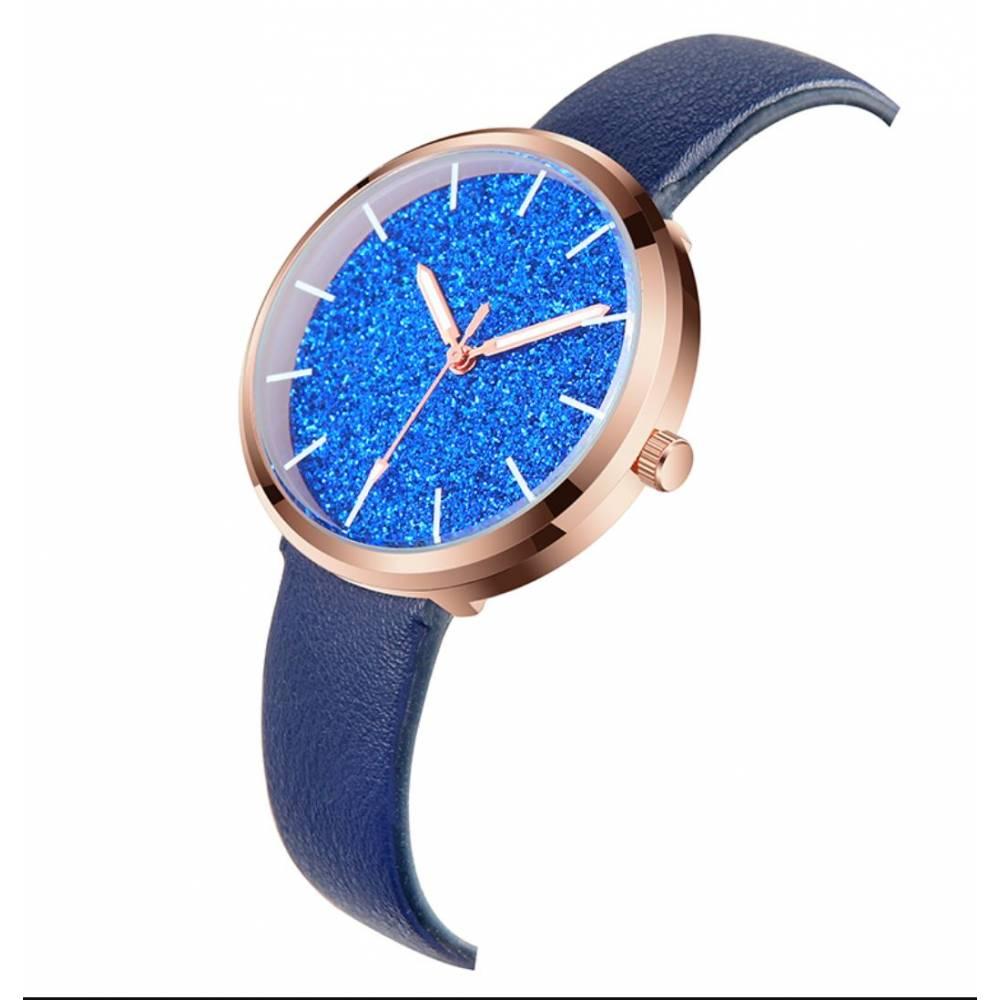 """Женские Часы наручные """"SOXY"""", синие 8624"""