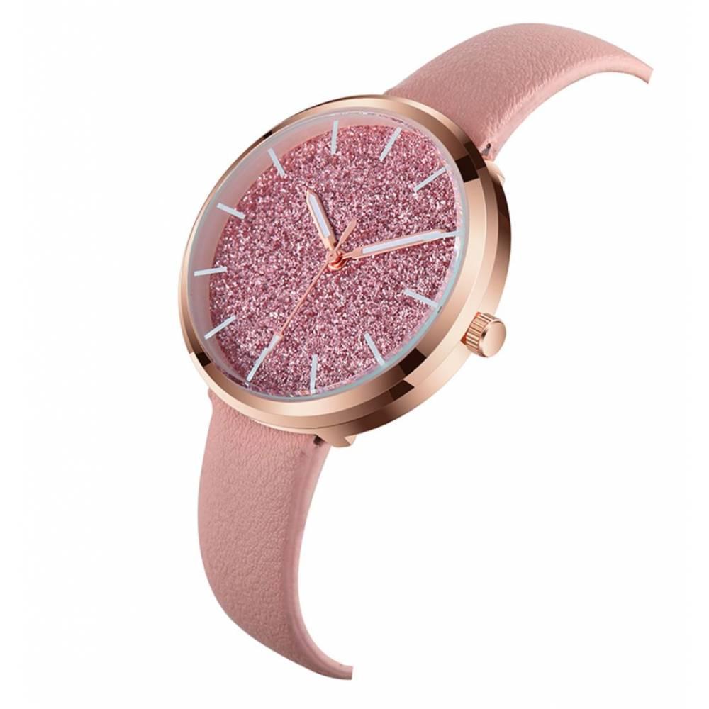 """Женские Часы наручные """"SOXY"""", розовые 8626"""