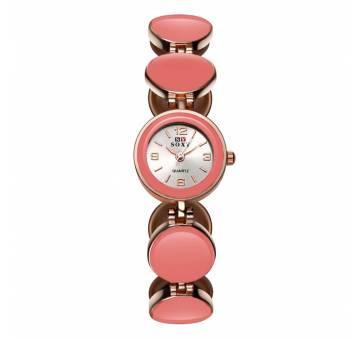 """Женские Часы наручные """"SOXY"""", розовые 8634"""