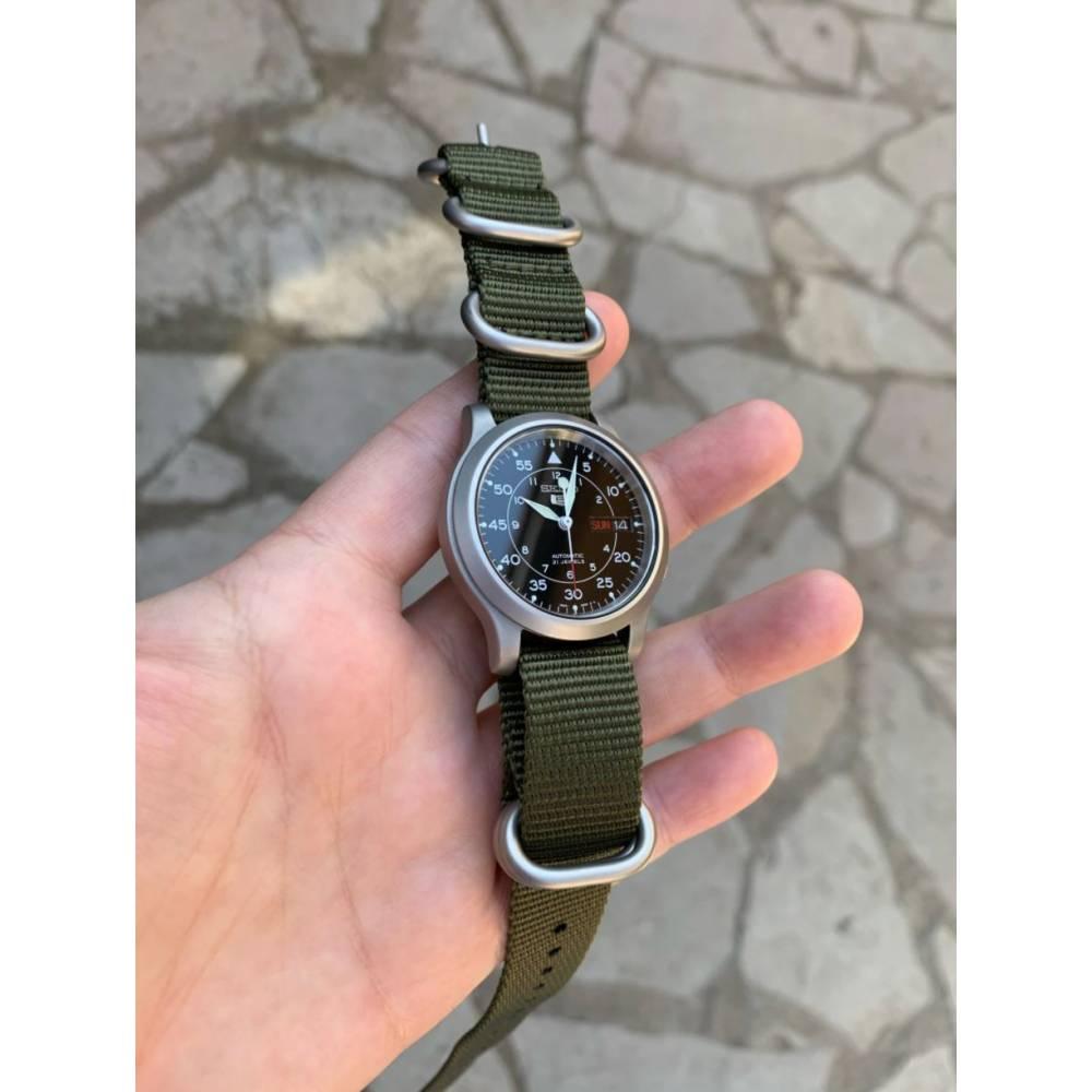 """Ремешок для часов """"FHD"""", зеленый 8734"""