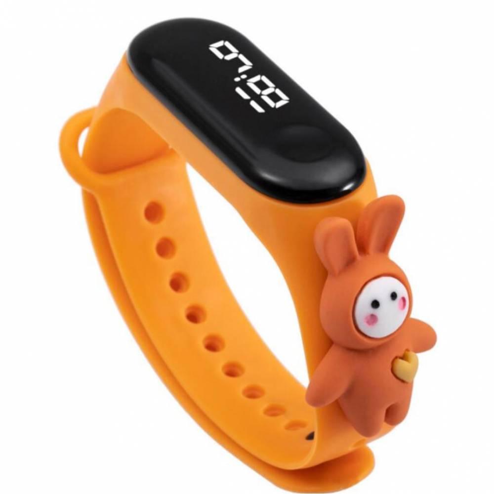 Детские Часы наручные, оранжевый 8842